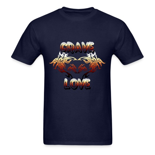 CraveLove - Men's T-Shirt