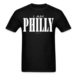 I Am Philly His - Men's T-Shirt
