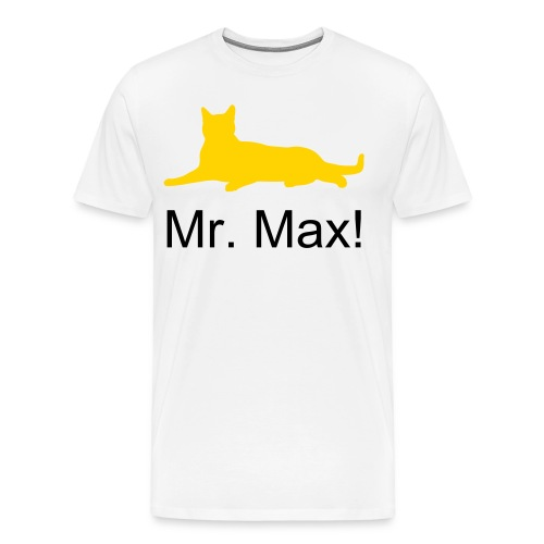 BTW Max 1 - Men's Premium T-Shirt