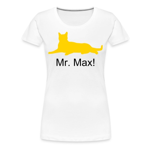 BTW Max 1 - Women's Premium T-Shirt
