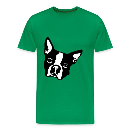Boston Terrier - Men's Premium T-Shirt