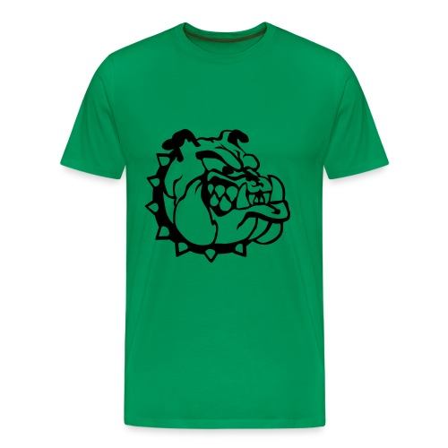 Bulldog - Men's Premium T-Shirt