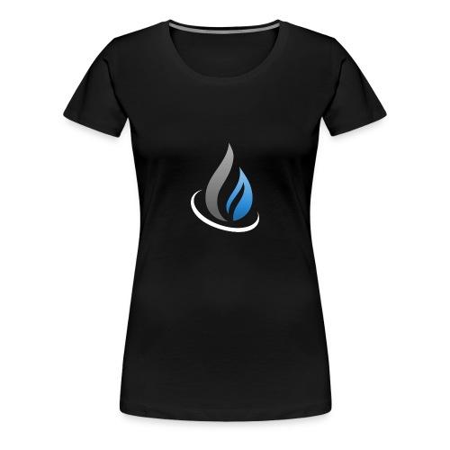 T-Shirt Logo only - Women's Premium T-Shirt