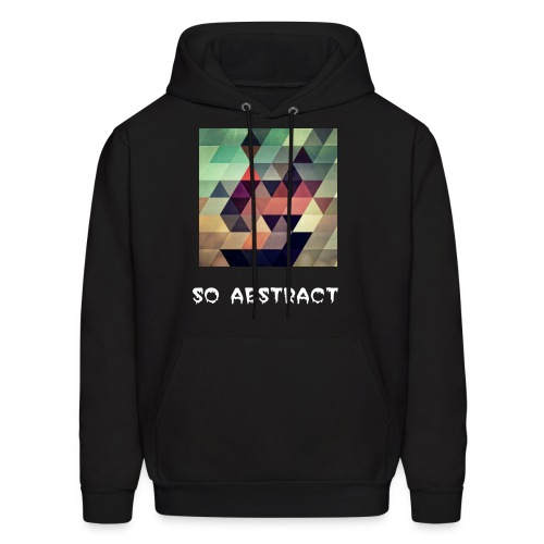 so Abstract jacket  - Men's Hoodie