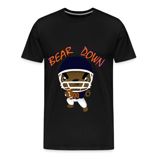 Bear Down - Men's Premium T-Shirt