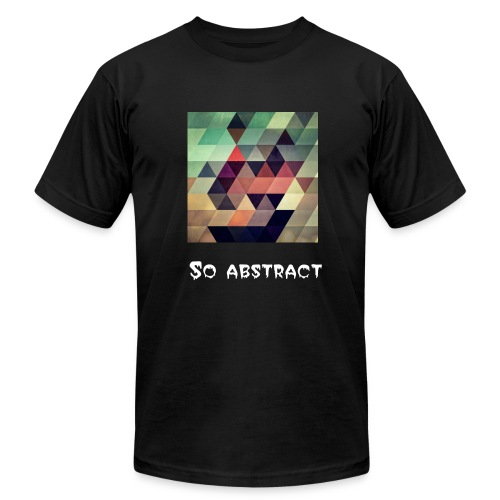 So Abstract t shirt  - Men's  Jersey T-Shirt