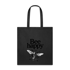 Bee Happy Tote Bag for Beekeepers - Tote Bag