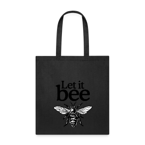 Let it Bee Tote Bag for Beekeepers - Tote Bag
