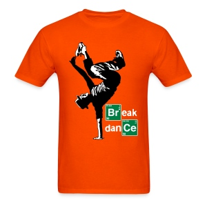 Break dance - Men's T-Shirt