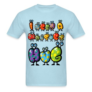 Monsters hug - Men's T-Shirt