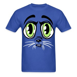 Sad animal flex - Men's T-Shirt