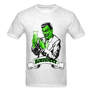 Zombeer - Men's T-Shirt