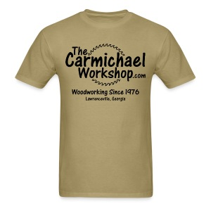 Workshop - Men's T-Shirt