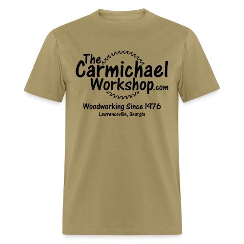Workshop - Men's T-Shirt