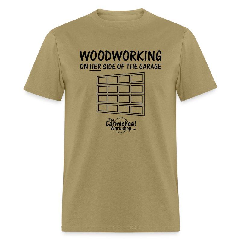 Garage - Men's T-Shirt
