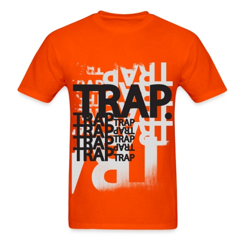 Trapped in the Trap - Men's T-Shirt