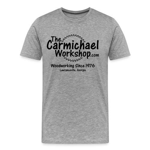 Workshop (S-5XL) - Men's Premium T-Shirt