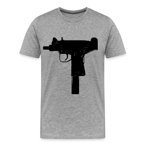 UZI CROSS - Men's Premium T-Shirt