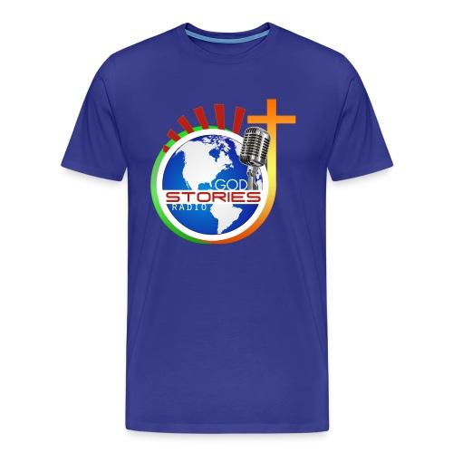 God Stories Radio Official T-Shirt - Men's Premium T-Shirt