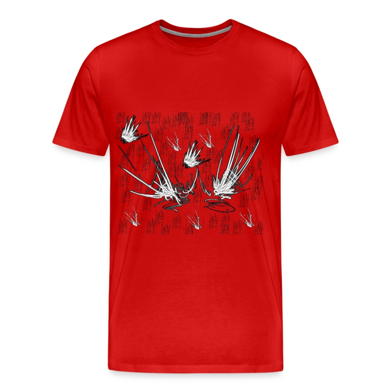 GlassShatter - Men's Premium T-Shirt