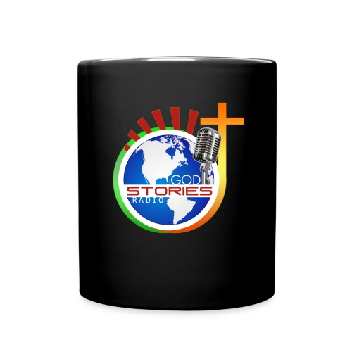 God Stories Radio Official Coffee Mug - Full Color Mug