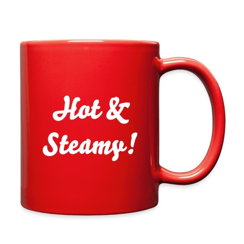 Hot & Steamy coffee mug - Full Color Mug