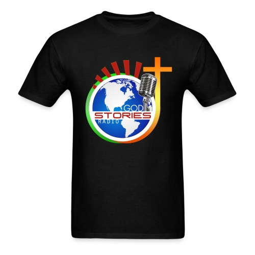 God Stories Radio official Mens T-Shirt - Men's T-Shirt