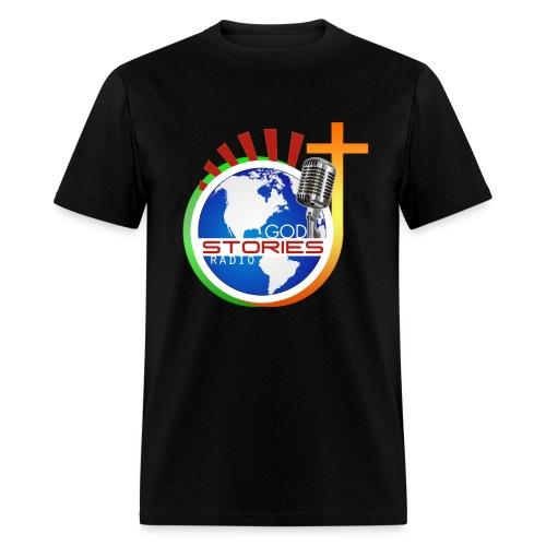 God Stories Radio official Mens T-Shirt - Men's T-Shirt