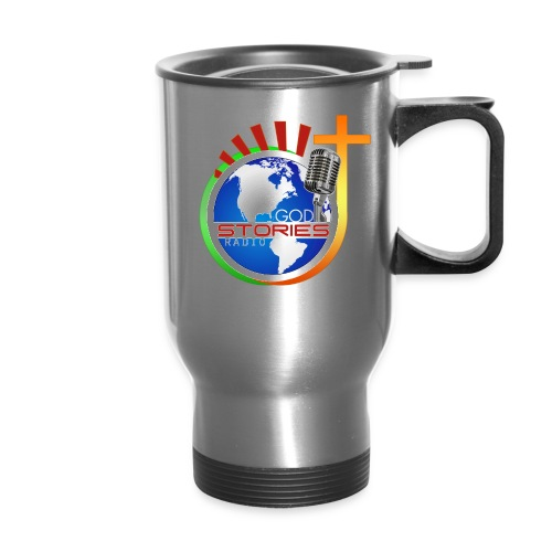 God Stories Radio official Travel Mug - Travel Mug