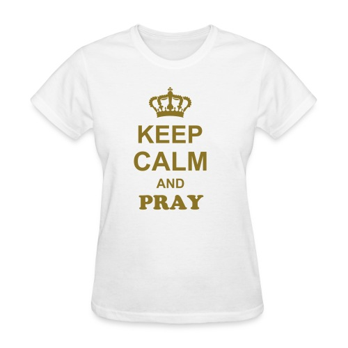 Pray constantly - Women's T-Shirt