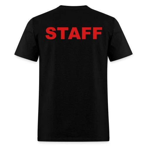 Prisonking staff shirt - Men's T-Shirt