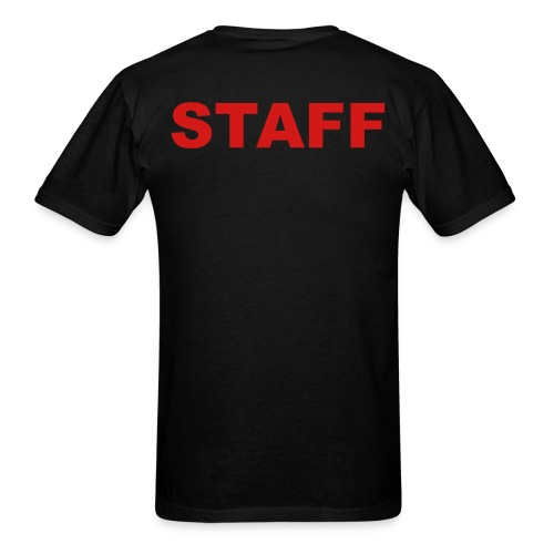 Prisonking staff shirt - Men's T-Shirt