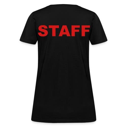 KingCraft staff shirt - Women's T-Shirt