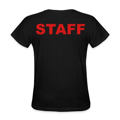 KingCraft staff shirt - Women's T-Shirt