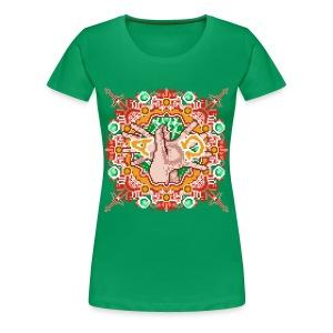 All Roads, Same End - Women's Premium T-Shirt