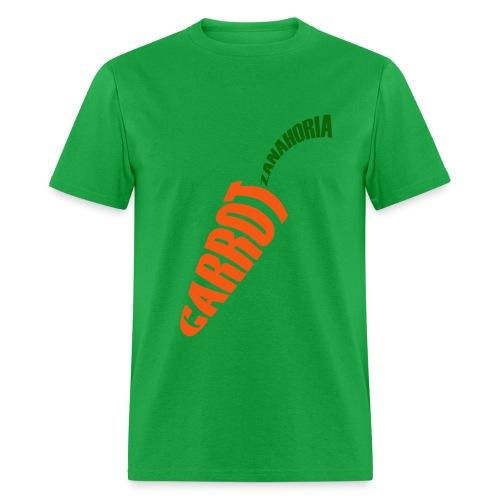 Carrot/Zanahoria-Bilingual - Men's T-Shirt