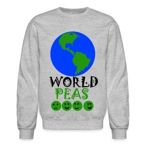 World Peas!  - Crewneck Sweatshirt