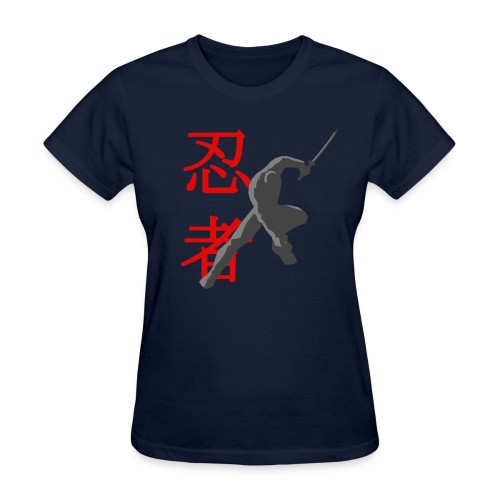 Silent Assasin - Womens - Women's T-Shirt