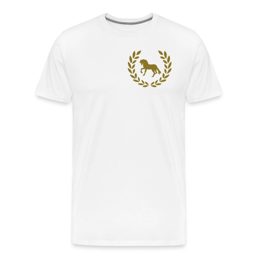 Equiselling T-shirt simple - Men's Premium T-Shirt
