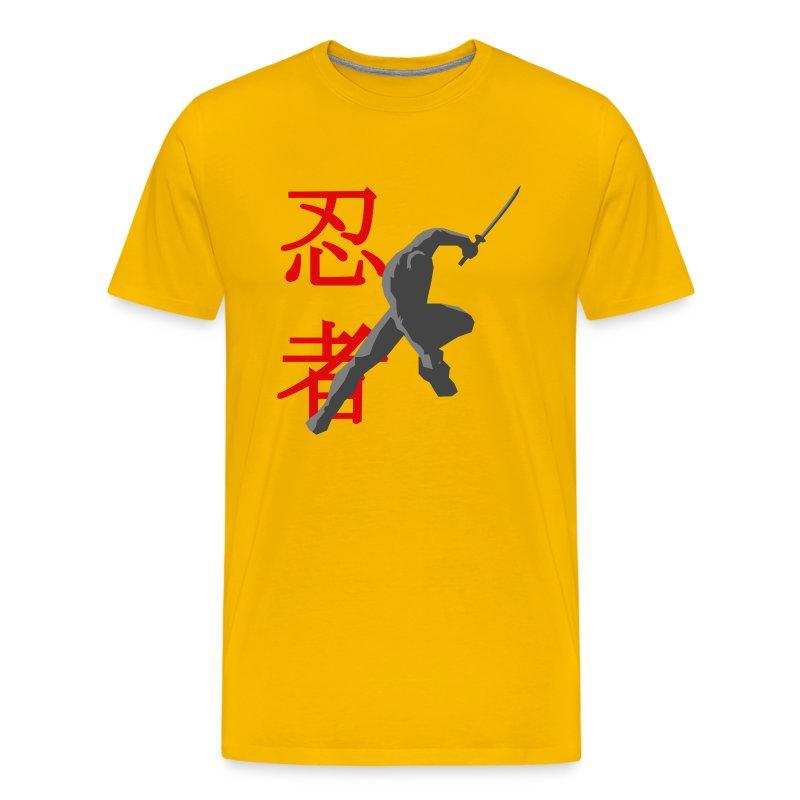 Silent Assasin - Men's Premium T-Shirt