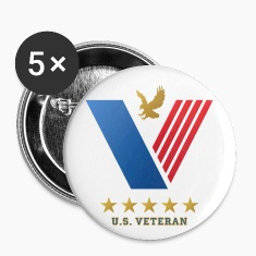 U.S. VETERANS...Thank you for your Service! Buttons