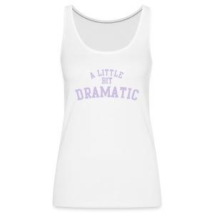 Dramatic Tank Regina - Women's Premium Tank Top