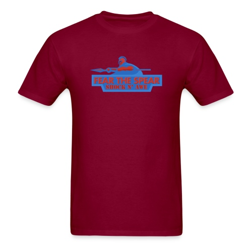 Fear the Spear - Men's T-Shirt