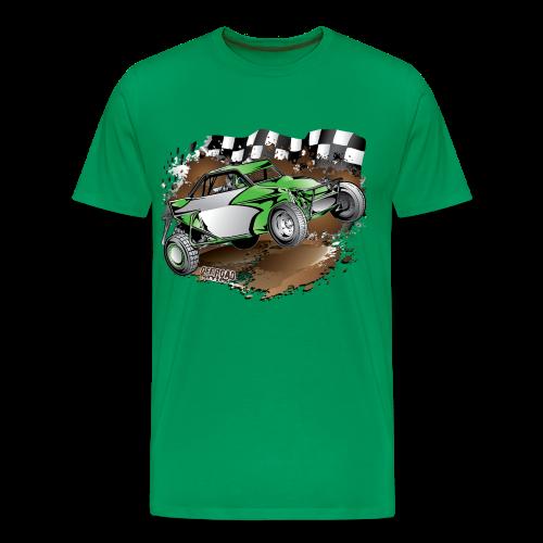 Green Limited Buggy Shirt - Men's Premium T-Shirt