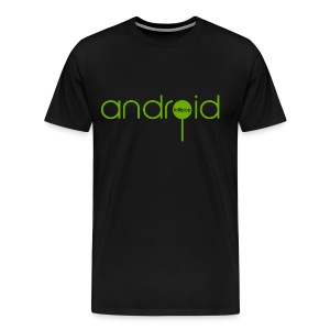Android Lollipop/Premium - Men's Premium T-Shirt