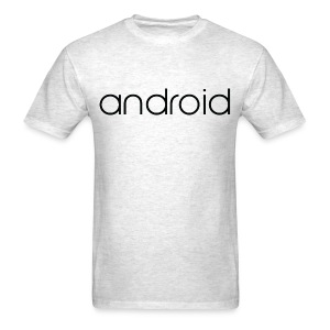 Android Lollipop/Standard - Men's T-Shirt