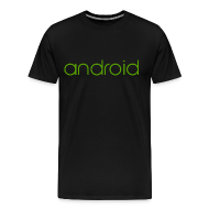 T-Shirts ~ Men's Premium T-Shirt ~ Android Lollipop/Premium