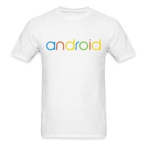 Android/Standard - Men's T-Shirt