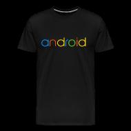 T-Shirts ~ Men's Premium T-Shirt ~ Android/Premium