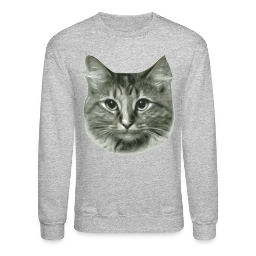 Cat Sweater - Crewneck Sweatshirt
